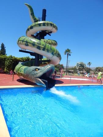 Hidropark : Snake slide