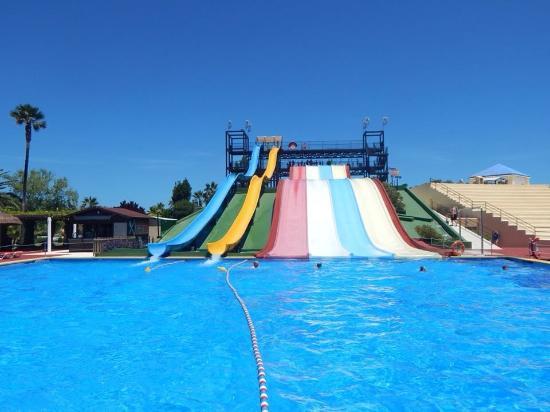 Hidropark : Faster slides