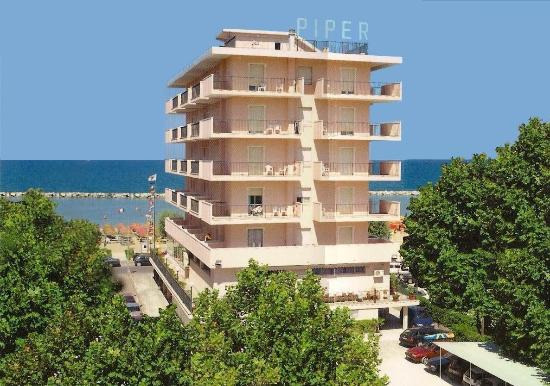 Hotel Piper : PANORAMICA