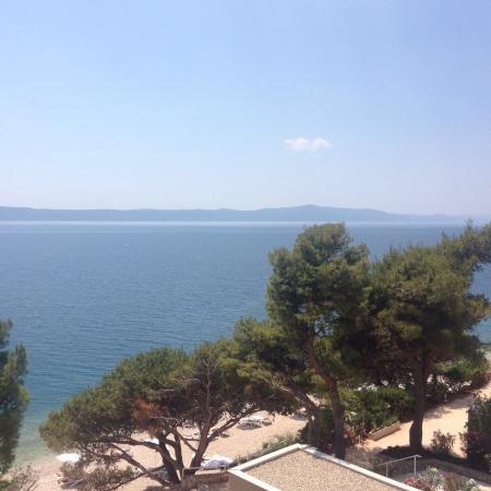 Igrane, Croatia: Scenes from room