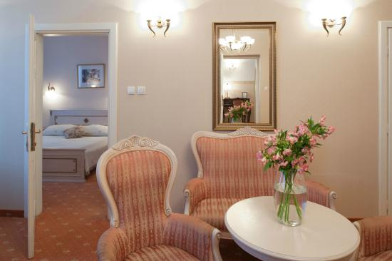 Suite in hotel Amadeus