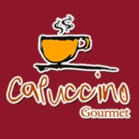Logotipo Capuccino Gourmet