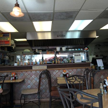 Enrique's mexican and american grill: More of the Dining Area