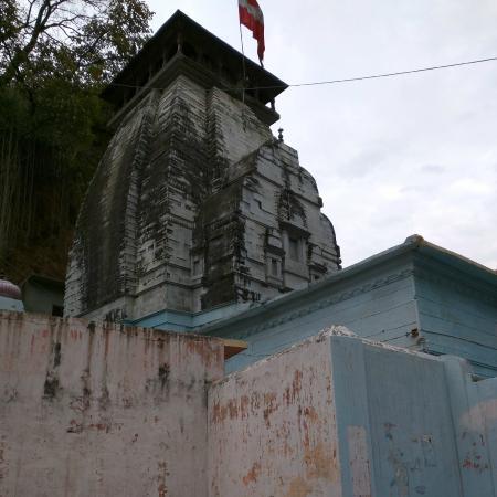 Devprayag, الهند: Raghunath Temple, Devprayag