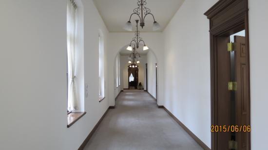 Hyogoken Kokan: 3階廊下 景観