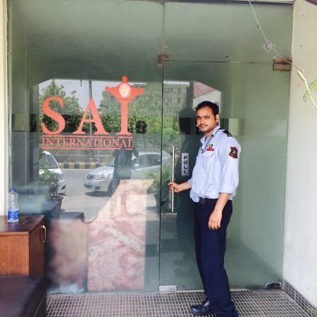 Hotel Sai International : ..
