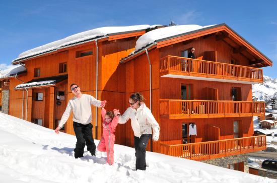 Village Club Cap'vacances Tignes: Village Club Cap'vacances de Tignes (Savoie).