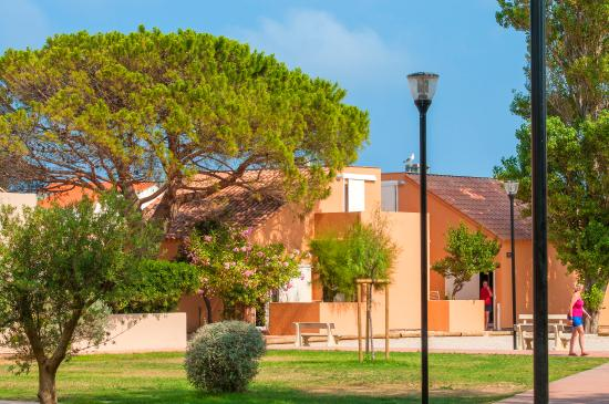 Le Barcares, France: Village Club Cap'vacances de Port-Barcarès.