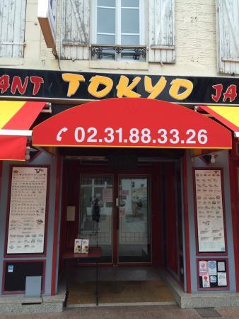 Hotel Restaurant Tokyo