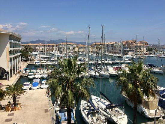 Fantastisk Udsigt For En Sejler Picture Of Mercure Thalassa Port - Thalasso port frejus