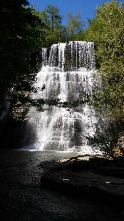 Cascata dell'Alferello (Cascata delle Trote)