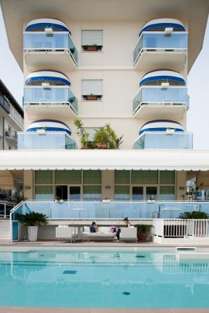 Hotel Canarie: Esterno