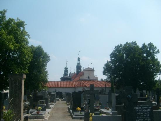 Cemetery Klokoty (Klokotsky Hrbitov )