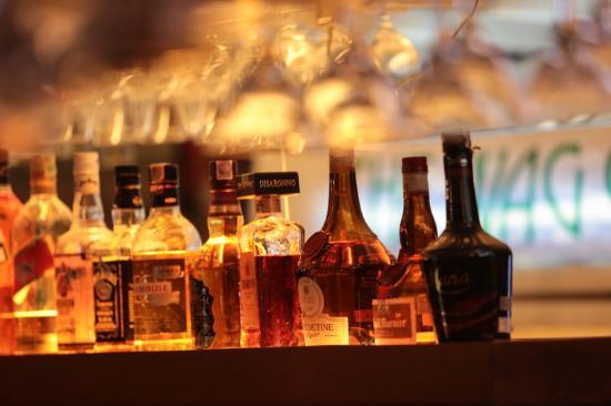 Scallywags Resort: Scallywags Bar