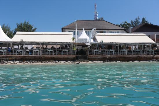 Scallywags Resort: Scallywags Restaurant