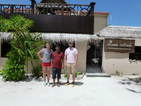 Island Cottage: Staff