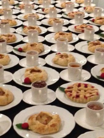 North Moore Catering @ Museum London