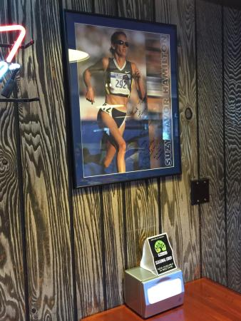 Eugene, OR: Track Town Pizza