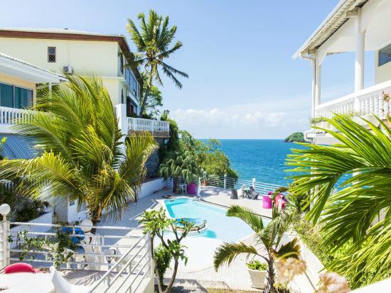 Hotel Le Rocher: Exterior View