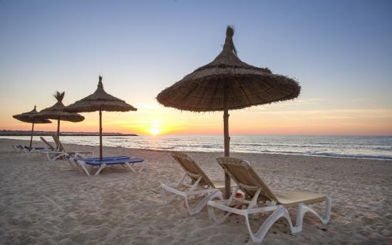 Seabel Aladin Djerba: Beach
