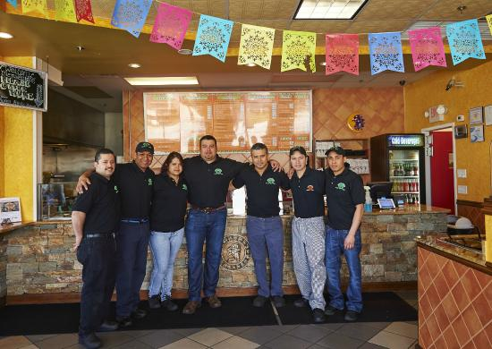 Taco-Maya Mexican Grill: The Team