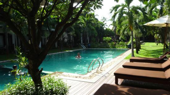 Green Park Boutique Hotel: สระว่ายน้ำ