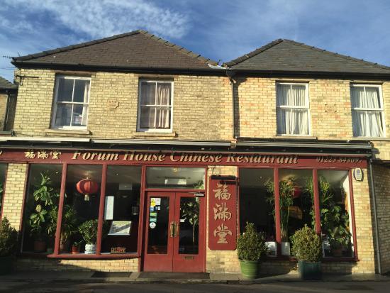 Restaurants Near Great Shelford