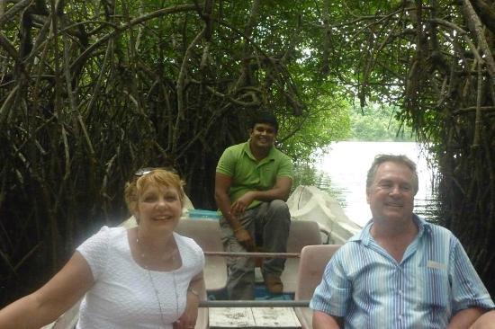 Bentota, Sri Lanka: Boat Safari