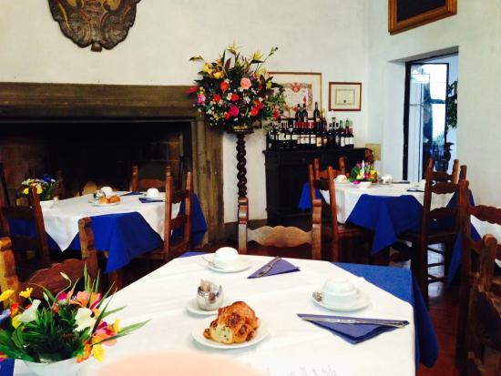 Villa Villoresi: Sala colazione