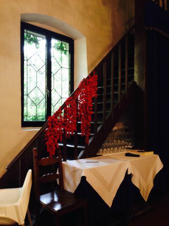 Villa Villoresi : Sala colazione