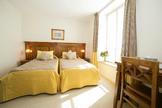 Hotel Tumulus : Chambre Double