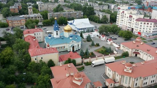 Sacred Simeonovsky Cathedral