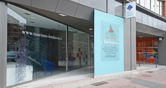 Office de Tourisme et du Patrimoine de Lens-Lievin