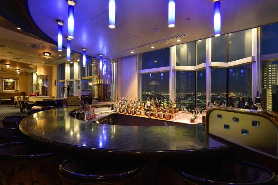 Top Of The Crystal Bar