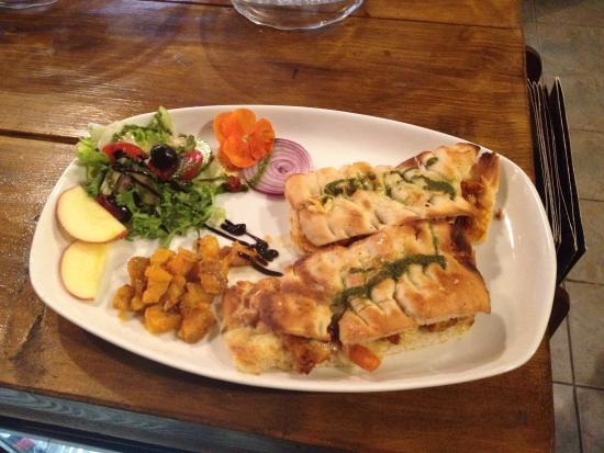 Aroma cafe picture of aroma cafe leamington spa for Aroma mediterranean cuisine