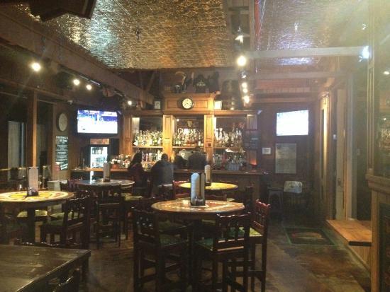 Pappy McGregor's Pub : Bar