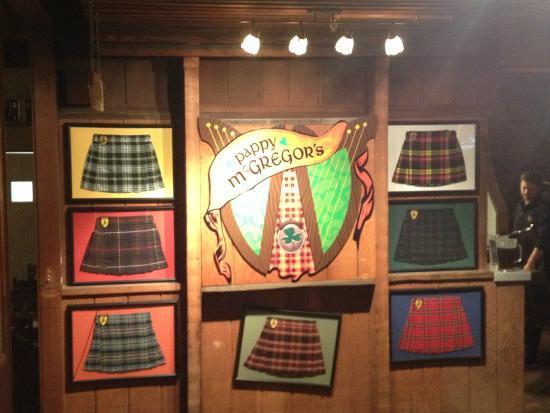 Pappy McGregor's Pub : entrada