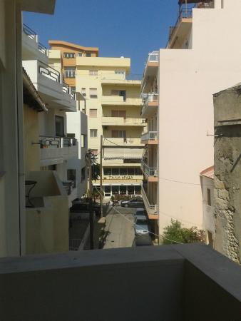 Hotel Mirabello: View from balcony.