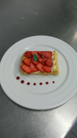 Restaurant Le Saint Gilles Lannion