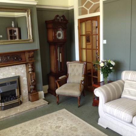 Relax in our residents lounge