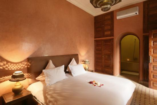 Riad L'Emir : Chambre Marrakech