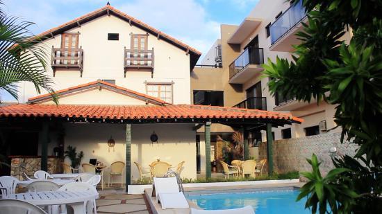 Pousada Canto da Baleia, Hotels in Arraial do Cabo