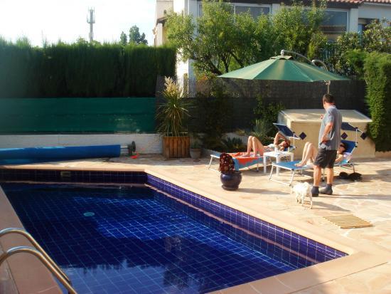 Les Agathéas : zwembad