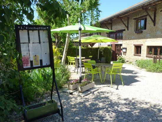 Sainte-Cecile, France: juin 2015