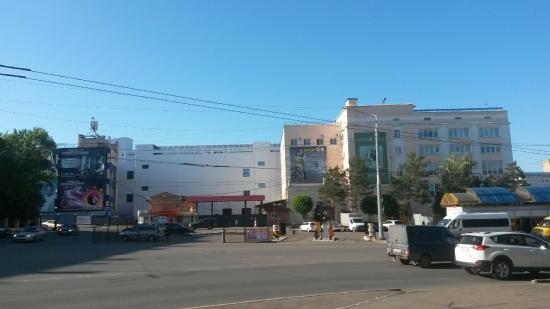 Shopping Center Voskhod