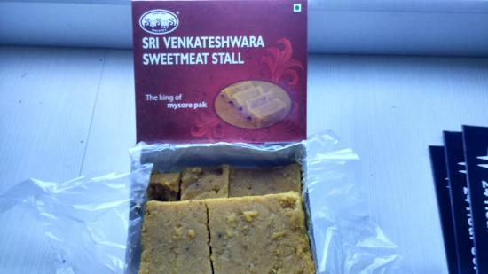Sri Venkateshwara Sweet Meat Stall