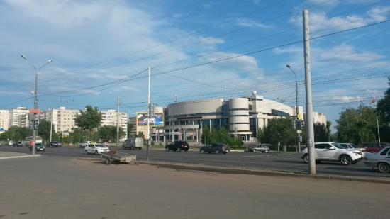 Спортивно-культурный комплекс Оренбуржье