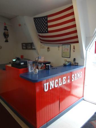 UNCLE Sam's Pancake House