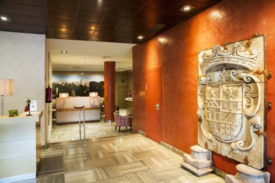 Hotel Alcazar: Zonas comunes