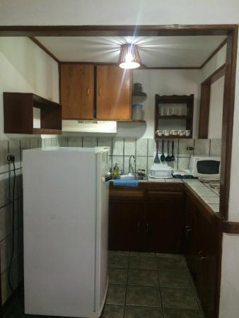 Hotel Rancho Coral: Kitchen